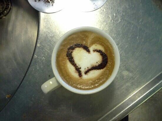 Fauglia, Itália: cappuccino