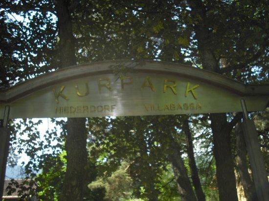 Parco e Percorso Salute: Kurpark