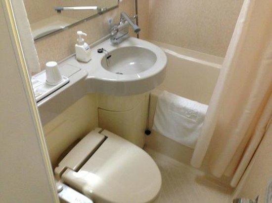 Comfort Hotel Osaka Shinsaibashi : シングルルーム