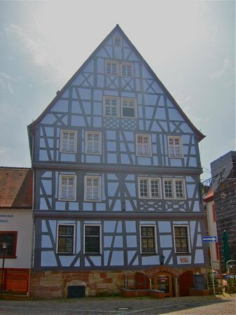 "Hotel Blaues Haus: The ""Blue House"""