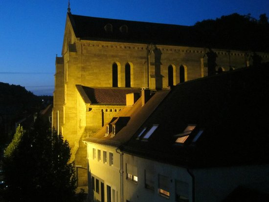 Hotel Blaues Haus: The View from our Room
