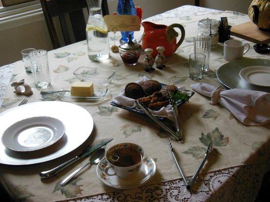 Cape Lookout Bed n Breakfast: Breakfast
