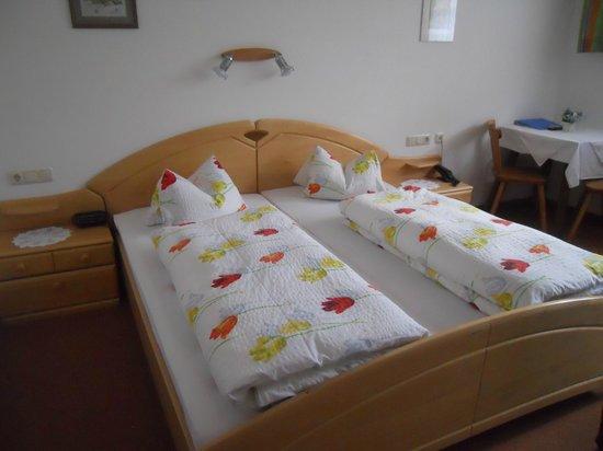 Gasthof Dolomitenhof: la nostra camera