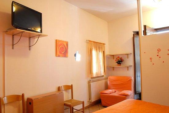 Camere Paolo: Monolocale con angolo cottura