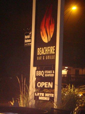 BeachFire Bar & Grille