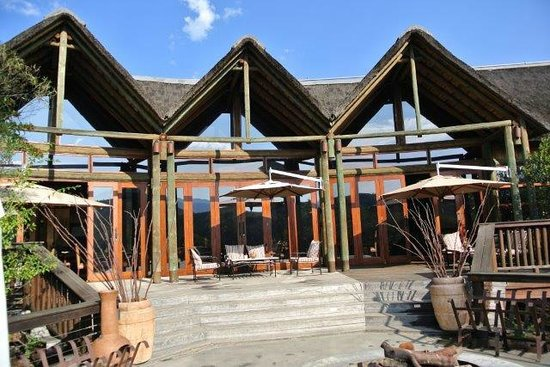 Botlierskop Private Game Reserve: lodge