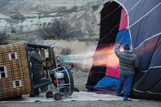Cappadocia Tours By Yuki Travel/ Day Tours: Hot Air Balloon so exciting!
