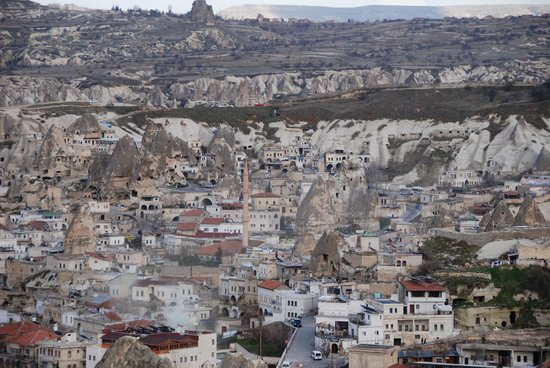 Cappadocia Tours By Yuki Travel/ Day Tours: Cave homes and businesses