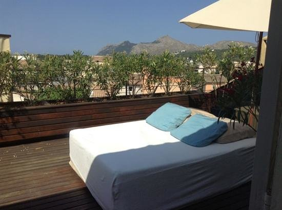 Hotel Cas Ferrer Nou Hotelet: Our private paradise