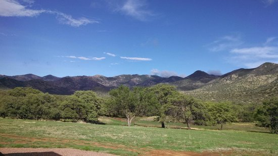 Sunglow Ranch - Arizona Guest Ranch and Resort: Chiricahua Mountains