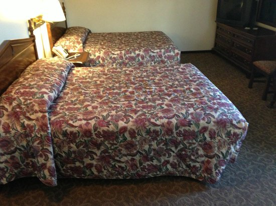 Red Carpet Inn: RCI Bedroom