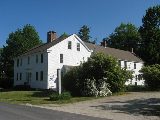 George Perley House : View from Road