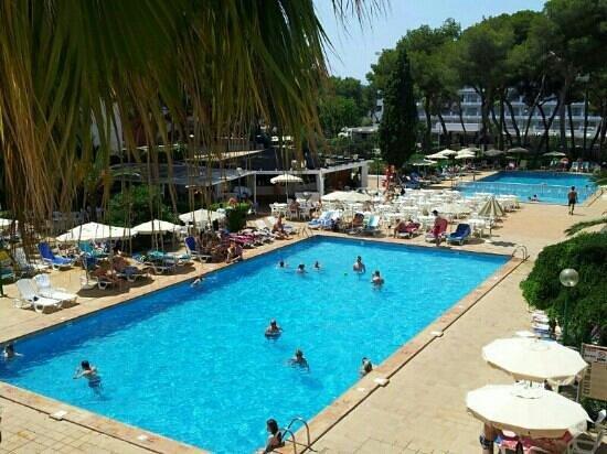 Hotel Riu Playa Park: piscina