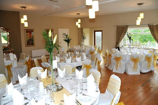 The Mayfly Hotel: Function Room