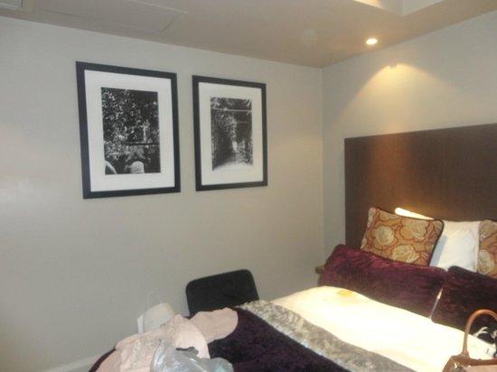 Radisson Blu Edwardian London, Bloomsbury Street: Bed