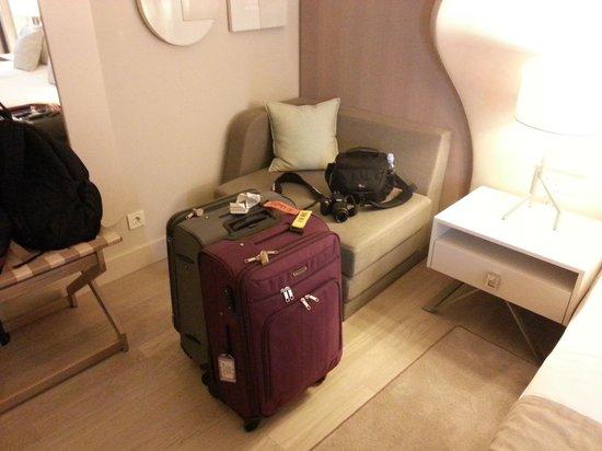 Art Hotel Kalelarga : An extra chair