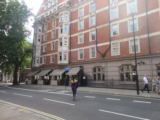 Radisson Blu Edwardian London, Bloomsbury Street: Hotel