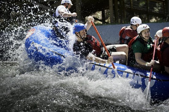 U S National Whitewater Center Charlotte Nc Top Tips