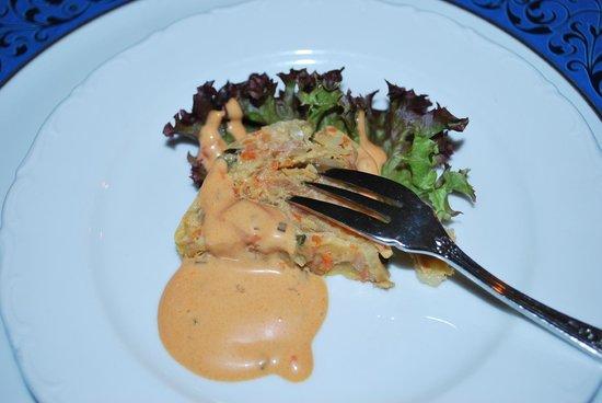 Hotel Thalfried: Gruß aus der Küche (Thunfisch-Terrine)