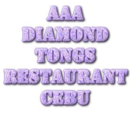 AAA Diamond Tongs