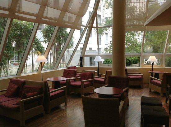 Holiday Inn Paris Montparnasse Pasteur: cafe2