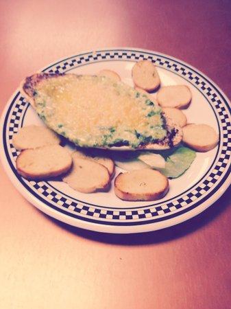 Denarioz : Artichoke Spinach Dip
