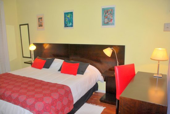 Caseron Porteno B&B: Standard room