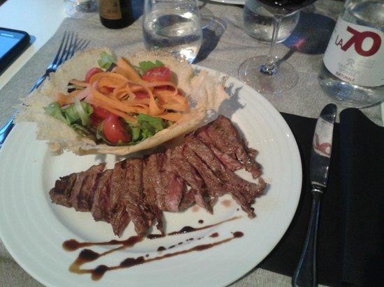 Donizetti Hotel : secondo di carne