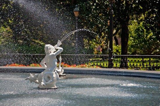 Quality Inn Heart of Savannah : Historic Downtown