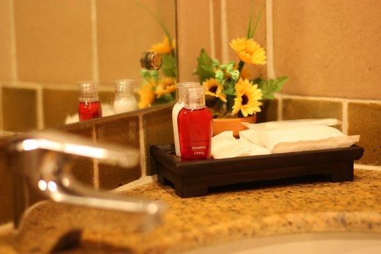 Your Place Inn: Bathroom appliance