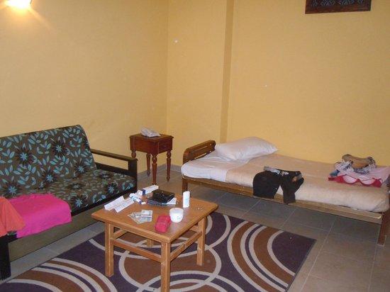 soggiorno camera - Picture of Viking Club, Sharm El Sheikh ...