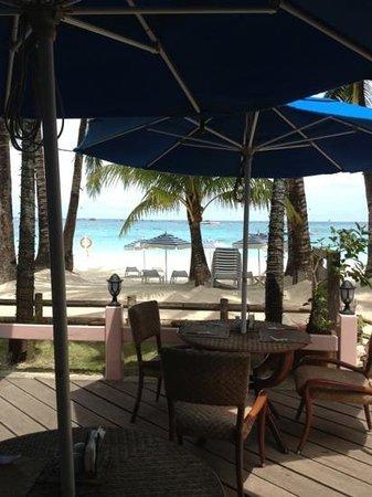 357 Boracay: Restaurant