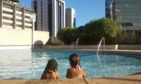 Mercure Belo Horizonte Savassi: recarregando as energias das crianças.....