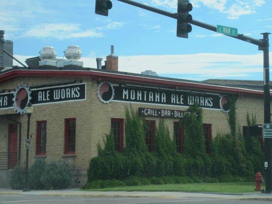 Downtown Bozeman: Montana Ale Works