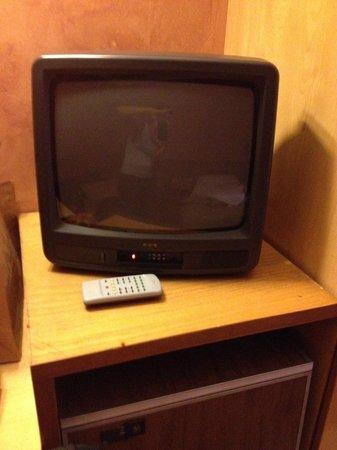 Hotel Nuovo Marghera: tv ultimo modello! :)