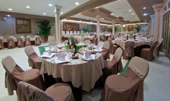 Hotel Plaza Manjón: Business center/Function rooms
