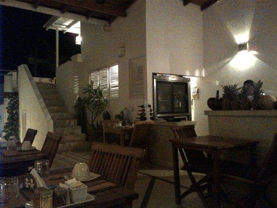 Villa Caracol : Comedor
