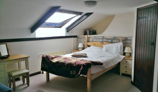 Thorney Farm Cottages: Bedroom