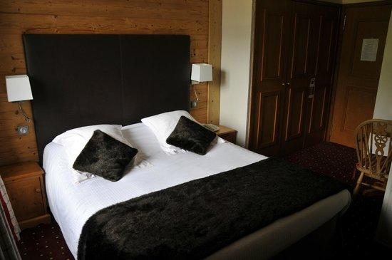 Hotel Beauregard: La chambre