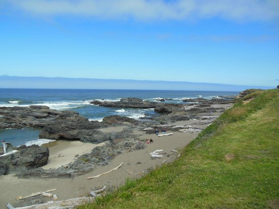 Deane's Oceanfront Lodge : Yachats