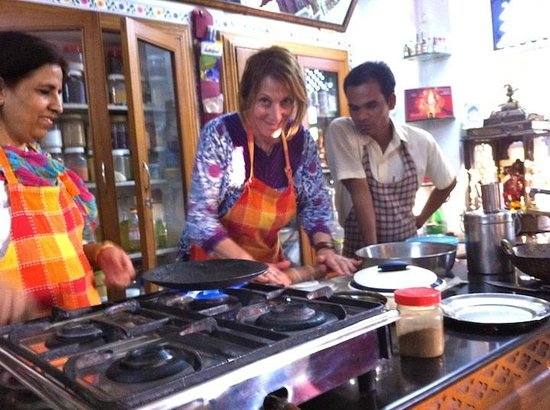 Sushma's Cooking Classes : Cooking at Sushma's