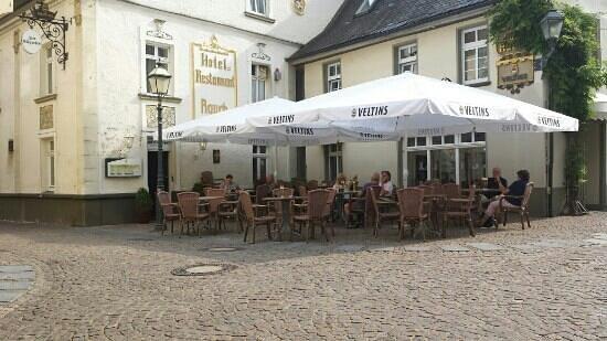 """Zum Klappchen: Ludger's """"place"""" Zum Kläppchen."""