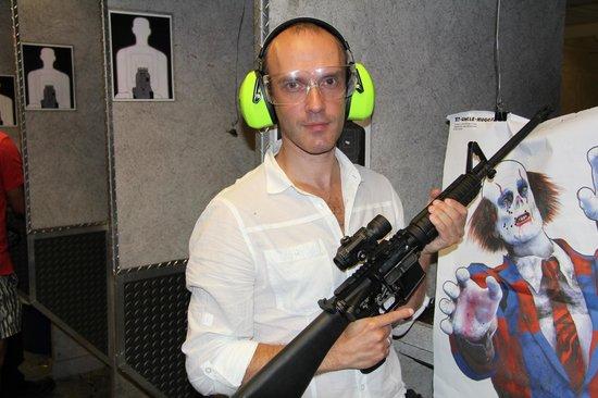 The Gun Store: MP4