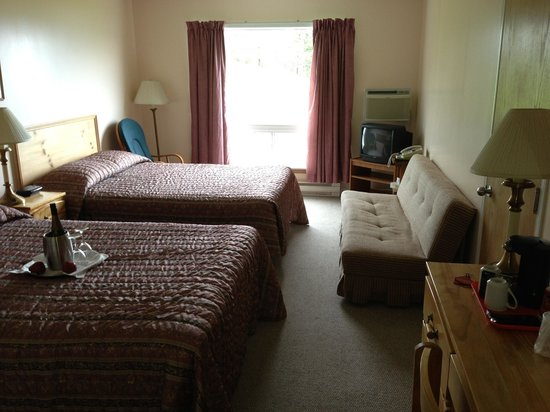 Cabot Trail Motel : Nice, very clean rooms