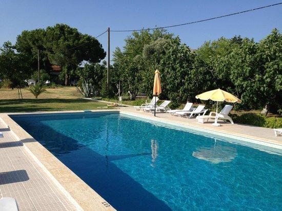 Monte da Serralheira : Het zwembad