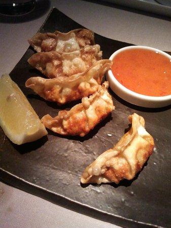 99 Sushi Bar La Moraleja: Gyozas