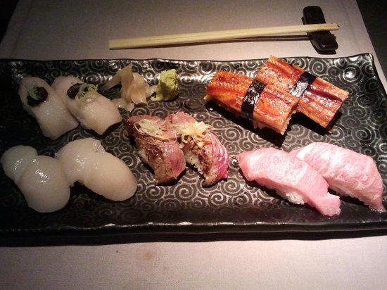 99 Sushi Bar La Moraleja: Sushi