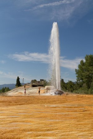 ‪‪Soda Springs‬, ‪Idaho‬: Soda Springs Geyser‬