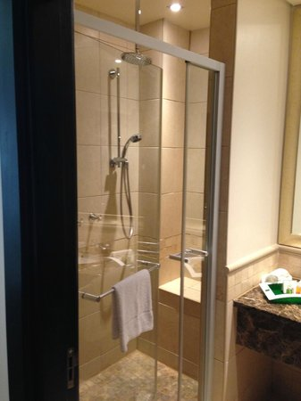 Holiday Inn Sandton - Rivonia Road: That shower is the best
