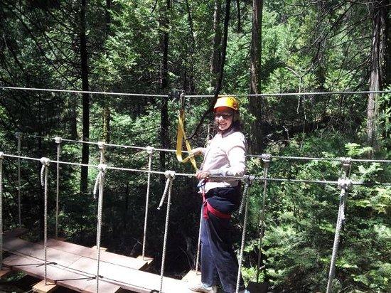 Zip Yosemite: More at ease!